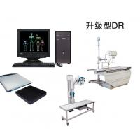 CCD Based Hospital Digital X - Ray Unit 25kW 30 ~ 130kV with Vertical Motion Detectors Manufactures