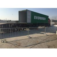 Korea Customized Crowd Control Barriers ,High Quality Made In China Top Fence Manufactures