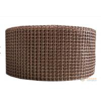 10X10mm PTFE mesh belts / teflon mesh conveyor belt / plastic mesh conveyor belt Manufactures