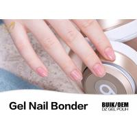Strong Adhesion Gel Nail Bonder Uv Gel Base Coat No Buble Environmental Manufactures