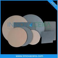 High Performance Porous Ceramic Filter Plate Manufactures