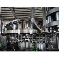 220 V Beverage Packaging Machine Water Bottling Machines With Frozen Chilled Process Manufactures
