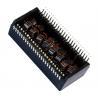 48Pins LP5012NLE 1000Base-Tx Dual Port  Magnetic Lan Transformers Manufactures