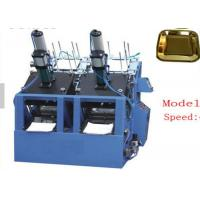 High Efficiency Disposable Paper Plate Making Machine With Multi Working Station Manufactures