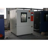 Programmable Automatic Tire Ozone Aging Test Chamber With Over Temperature Protection Manufactures