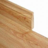 Laminate flooring skirt molding, Made of HDF Manufactures