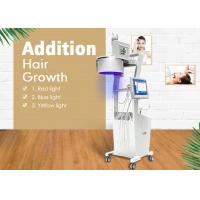 Effective Red Light 650nm Laser Hair Growth Machine / Scalp Treatment Device Manufactures