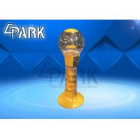 Coin Operated Capsule Gashapon Toys Gacha Vending Game Machine Rotate 360 Degrees Manufactures