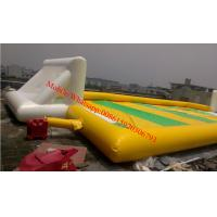 Quality new inflatable soccer field for sale inflatable water soccer field inflatable for sale