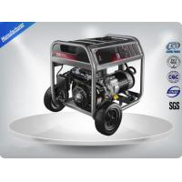 Quality Single Phase Quiet Running Portable Generator Set With OEM / ISO9001 Certificati for sale