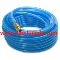 PU braid Hose, Air Hose with W.P. 15bar for automation and hose reel Manufactures