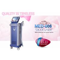 China Pain Free 808nm Diode Laser Hair Removal Machine With Germany Laser Bars on sale