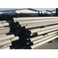 2/3/4 Inch Large Diameter Stainless Steel Pipe ASTM A789 S31500 Fixed / Random Length Manufactures