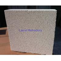 China High Purity Insulation Refractory Clay Bricks , Insulating Mullite Brick on sale