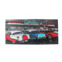 Custom Printing 3D Lenticular Poster PET Flip Change Image High Definition Manufactures