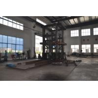 16M Guide Rail Elevator , 200Kg Cargo Transport Systems Manufactures