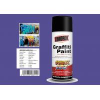 Xylene Free Fast Drying Spray Paint UV Resistant With Great Control Caps Manufactures