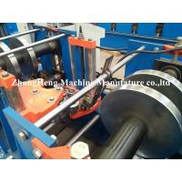 Quality 3 Roller C Z Purlin Roll Forming Machine For Large Warehouse 2 - 3mm Thickness for sale