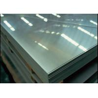 Quality Grade 304 / 310S / 201 Stainless Steel Sheet With Mill Test Certificate for sale