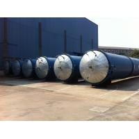 Saturated Steam Wood Autoclave / Wood Block Machine High Temperature Manufactures