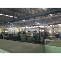 Horizontal Metal Cutting Machine Double Uncoiler For Steel Coil Cut Manufactures