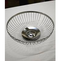 Stainless steel  fruit basket Manufactures