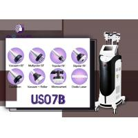 Buy cheap 7H IPL RF Beauty Equipment Ipl Rf Laser Hair Removal 1200W 7 Handles from wholesalers
