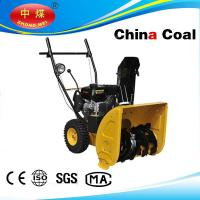 163cc Gasoline Snow Sweeper /Snow Blower CE Approved Manufactures