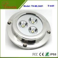 3X3W surface mount marine light for boat, marine ships,yacht,pulley, cruise and airship Manufactures