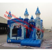 frozen inflatable bouncer frozen inflatable bouncer Manufactures