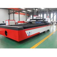 CNC Steel Laser Cutter Engraver Machine 1500x3000mm Manufactures