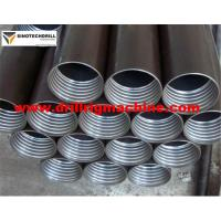 China Wireline Borehole Drilling Hardened Steel Rods , DCDMA BQ Drill Rods HQ PQ NQ Drill Rods on sale