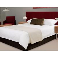 Luxury Star Hotel Fire Retardant Bed Scarf Manufactures