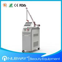 High peak power EO Q Switch Nd Yag Laser Tattoo removal machine with Peel mode Q Switch Manufactures
