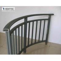 Custom Extrusion Aluminum Porch Railing GB 5237-2008 Standard Manufactures