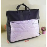 Sewing PVC Packing Bag , PVC Quilt Bag / Pillow Bag For Bedding Manufactures