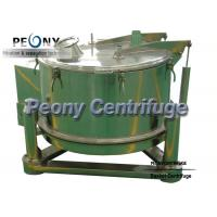 Rotary Pharmaceutical Centrifuge Machine / Top Discharge Centrifuge Equipment / Dewatering Machine Manufactures