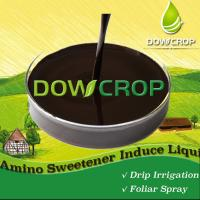 SWEETENER INDUCE@ AMINO POLYPEPTIDE LIQUID HOT SALE DOWCROP HIGH QUALITY 100% WATER SOLUBLE Dark Brown Liquid ORGANIC Manufactures