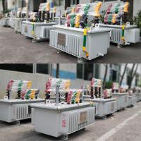 OEM 630kVA Oil Immersed Transformer Energy Saving Long Service Life Manufactures