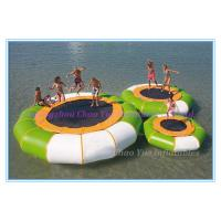 2015 Inflatable Water Sports Equipment with Trampoline (CY-M2077) Manufactures