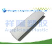 Half Round Extruded Polyethylene Foam Backer Rod , Crack Filling Backing Rod