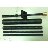 Self Drilling Anchor Bolt Top Hammer Drilling Tools Grouting Anchor Bolts Bar Manufactures