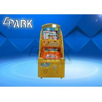 Coin Operated Street Basketball Arcade Game Machine D160 * W82 * H190 Manufactures