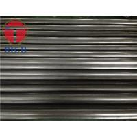China Seamless Carbon Steel Heat Exchanger Tubes ASTM A179 Cold Drawn For Boiler on sale