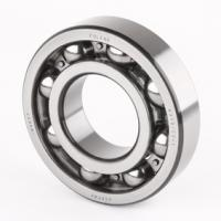 Quality Deep Groove Ball Bearings For Carry Radial And Axial Load With Two Seals 2RS on for sale