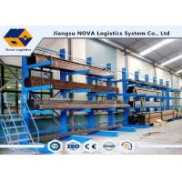 Indoor Heavy Duty Cantilever Racking Manufactures