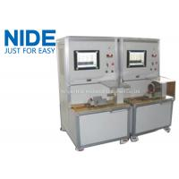 Double Stations Heater Motor Stator Testing Panel Equipment With industrial control computer Manufactures