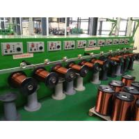 High Performance Vertical Enameling Machine / Enamelled Round Wire Winding Tester Manufactures