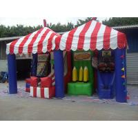 Custom Colorful Inflatable Party ExhibitionTent 0.55mm PVC Tarpaulin Manufactures