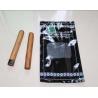 Moisture Proof Gravure Printing Plastic Cigar Packaging Bag , 6mm Diameter Manufactures